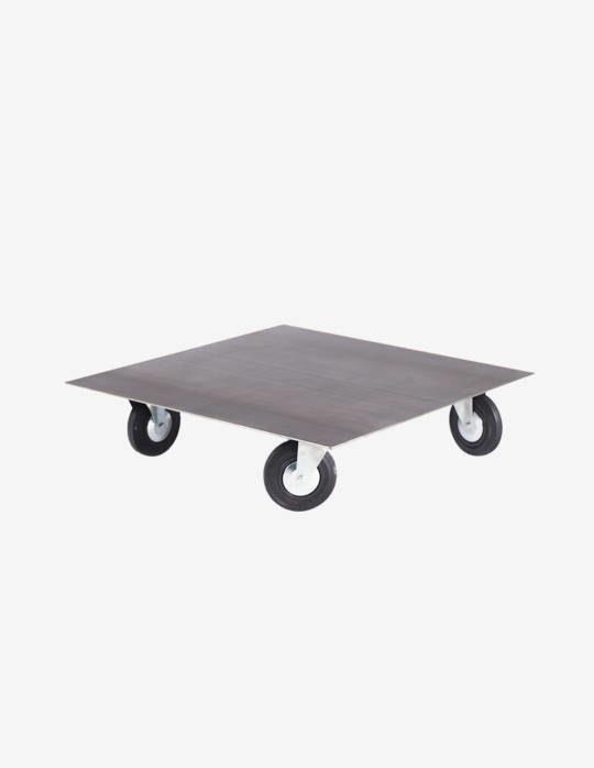 Table-basse-en-acier-sur-roulettes-Jeane-brut